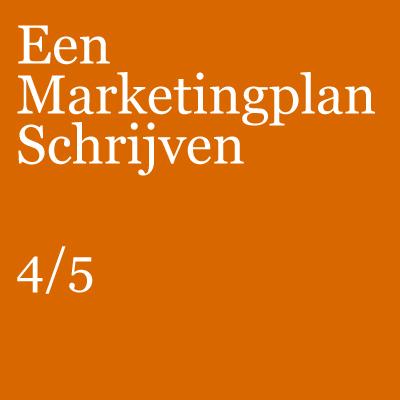Een marketingplan schrijven (4/5): actieplan
