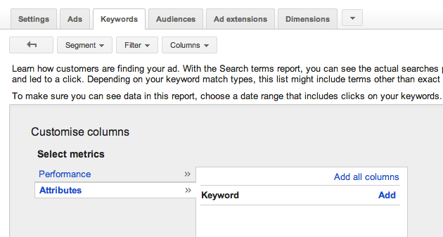 adwords-serach-terms-columns