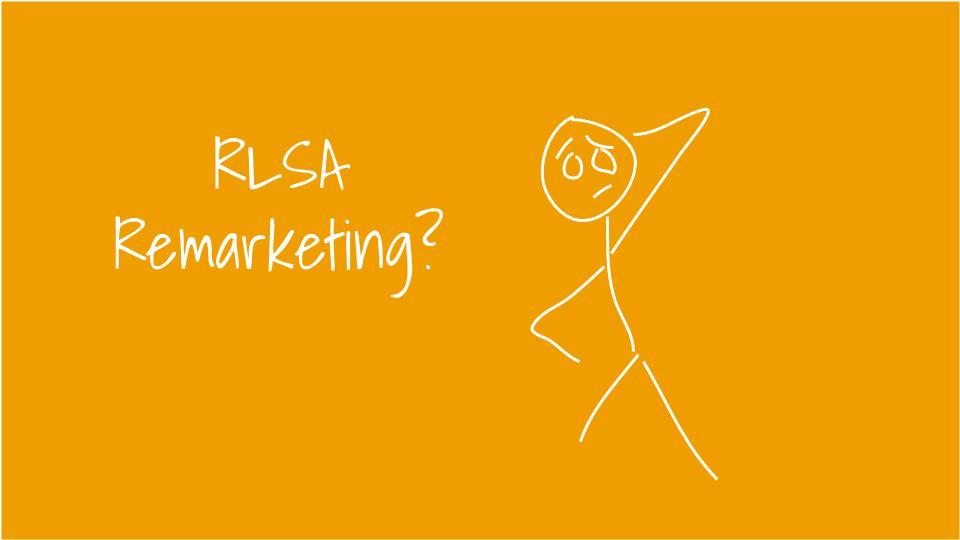 Hoe Maak Je Een RLSA Lijst In Adwords en Analytics?